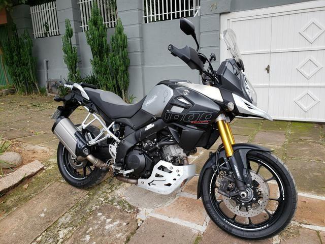 Suzuki DL1000 ABS VSTROM - Foto 4