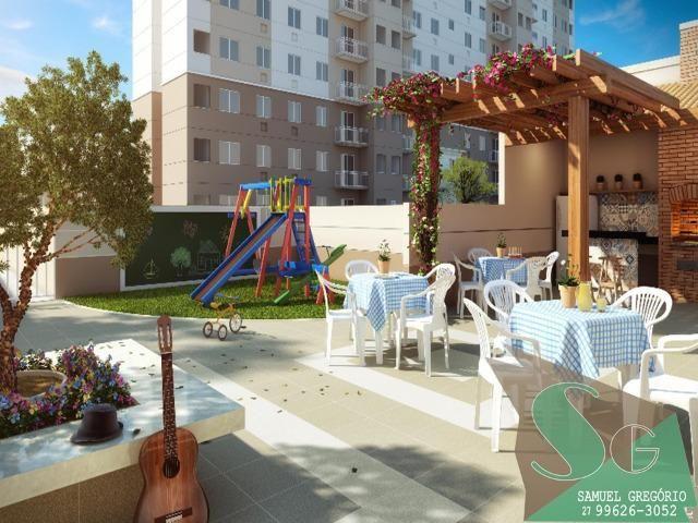 SAM - Via Jardins - 46m² - ITBI+RG grátis - Morada de Laranjeiras - Serra, ES [Q72] - Foto 5