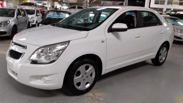 CHEVROLET COBALT 1.8 MPFI LT 8V FLEX 4P MANUAL - Foto 8