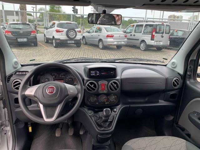 FIAT DOBLÒ 2017/2018 1.8 MPI ESSENCE 7L 16V FLEX 4P MANUAL - Foto 12