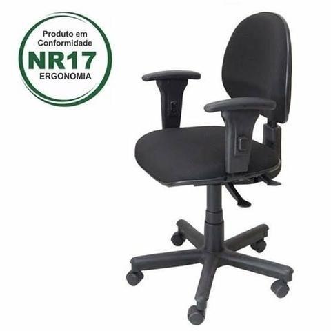 Cadeiras de Escritório Back Sistem NR 17