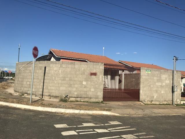 Casa de esquina Santa Terezinha entrada baixa