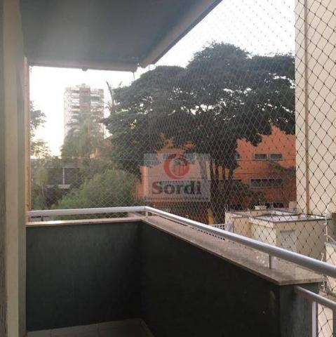 Apartamento com 2 dormitórios à venda, 82 m² por r$ 380.000 - jardim paulista - ribeirão p - Foto 6
