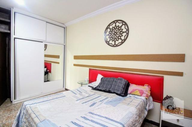 Casa à venda com 4 dormitórios em Caiçaras, Belo horizonte cod:256349 - Foto 15