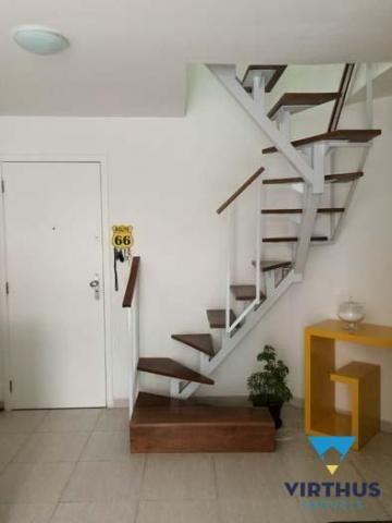 Cobertura, 2 quartos (1suíte), est bananal, freguesia - Foto 20