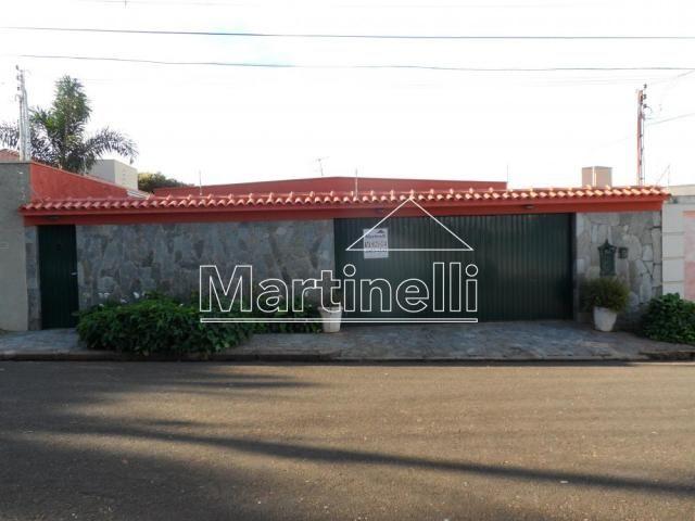 Casa para alugar com 4 dormitórios em Ribeirania, Ribeirao preto cod:L1518