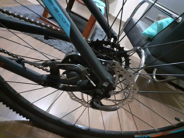Mountain Bike aro 29 nova - Foto 5