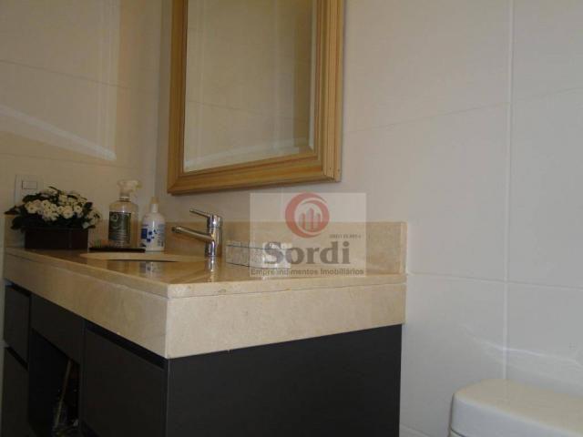 Apartamento com 4 dormitórios à venda, 227 m² por r$ 1.599.000 - jardim botânico - ribeirã - Foto 15
