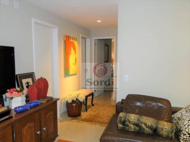 Apartamento com 4 dormitórios à venda, 227 m² por r$ 1.599.000 - jardim botânico - ribeirã - Foto 12