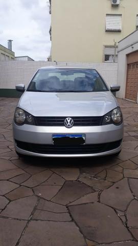 VW Polo Sedan ConfortLine 1.6 2012 Automático 57mil km, financio - Foto 7