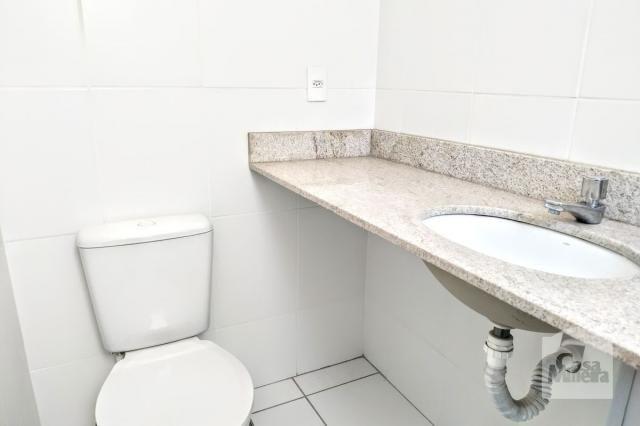 Apartamento à venda com 3 dormitórios em Caiçaras, Belo horizonte cod:256280 - Foto 10