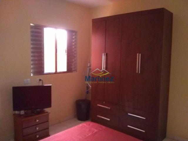 Casa com 2 dormitórios à venda, 80 m² por r$ 400.000 - jardim grimaldi - são paulo/sp - Foto 14