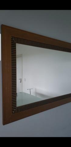 Vendo espelho com moldura - Foto 2