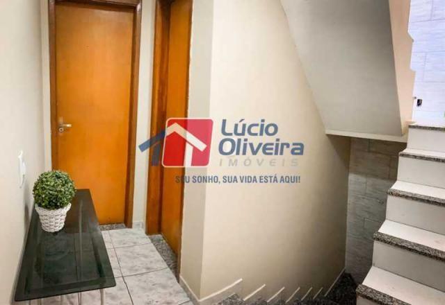 Casa de condomínio à venda com 2 dormitórios em Braz de pina, Rio de janeiro cod:VPCN20026 - Foto 7