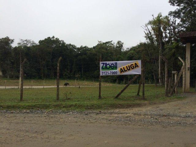 Chácara para alugar em Vila nova, Joinville cod:L58656 - Foto 3
