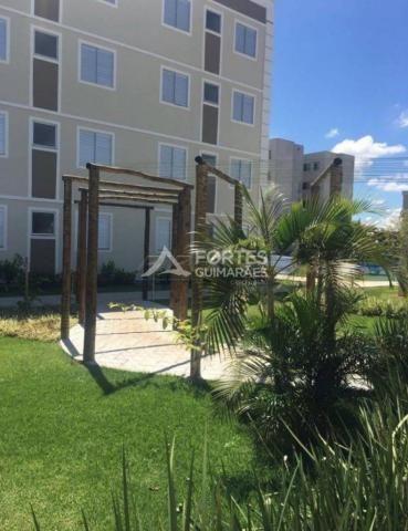 Apartamento à venda com 2 dormitórios em Residencial jequitibá, Ribeirão preto cod:58829 - Foto 3