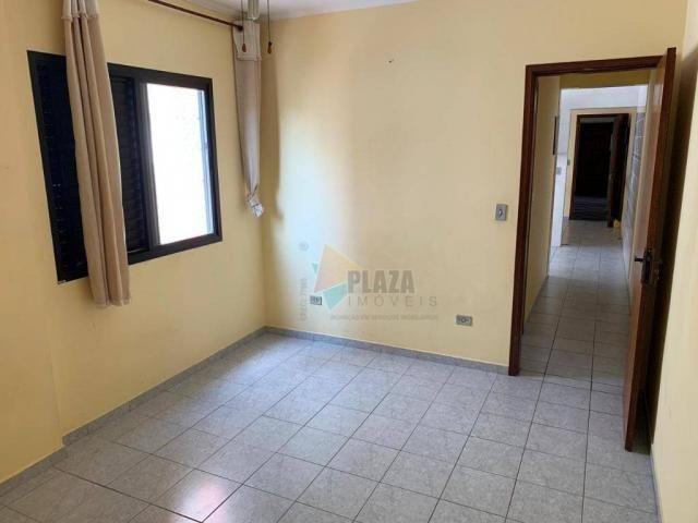 Apartamento com 1 dormitório à venda, 45 m² por r$ 160.000 - vila guilhermina - praia gran - Foto 9
