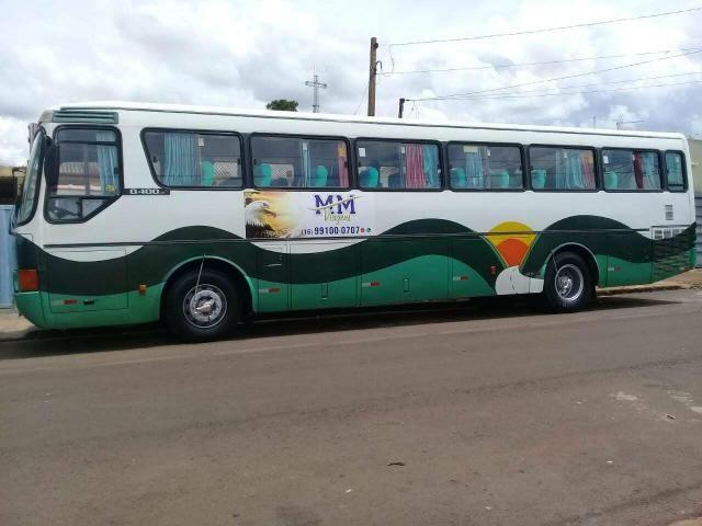 Ônibus M.B./M.BENZ O 371 RS