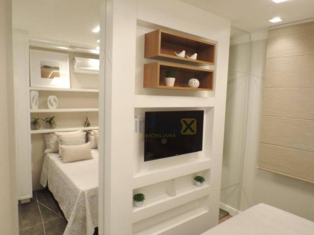 Inbox vende: excelente apartamento de 3 dormitórios (sendo uma suíte, e um escritório), em - Foto 12