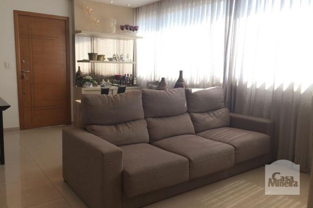 Apartamento à venda com 3 dormitórios em Coração eucarístico, Belo horizonte cod:256156 - Foto 2