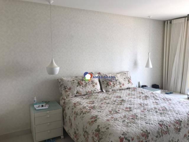 Apartamento com 3 dormitórios à venda, 177 m² por r$ 1.300.000 - setor bueno - goiânia/go - Foto 9