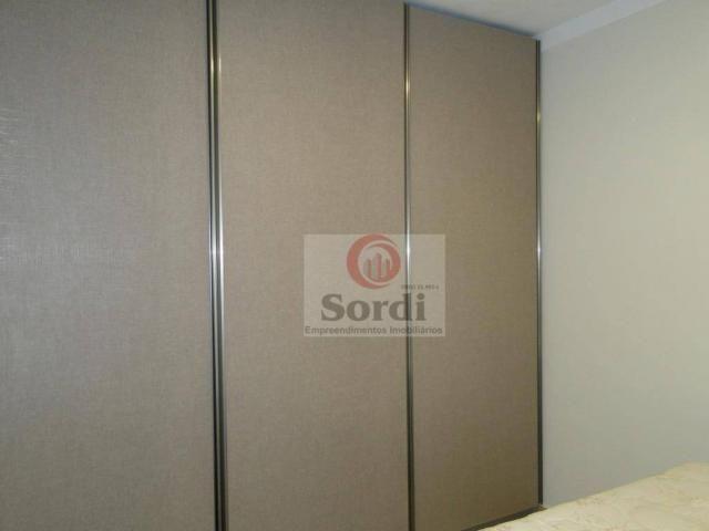 Apartamento com 3 dormitórios à venda, 93 m² por r$ 500 - nova aliança - ribeirão preto/sp - Foto 13