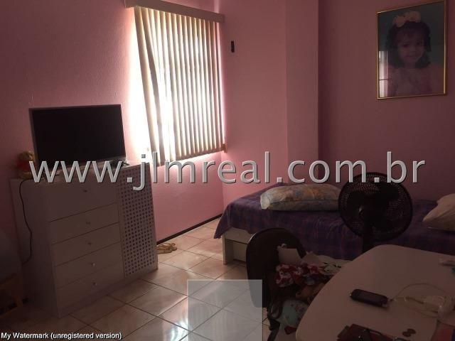 (Cod.:037 - Damas) - Mobiliado - Vendo Apartamento com 72m² - Foto 2