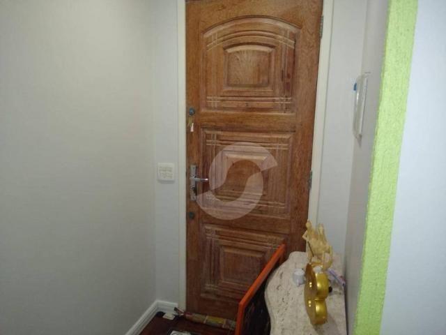 Apartamento com 2 dormitórios para alugar, 121 m² por r$ 1.800,00/ano - icaraí - niterói/r - Foto 17
