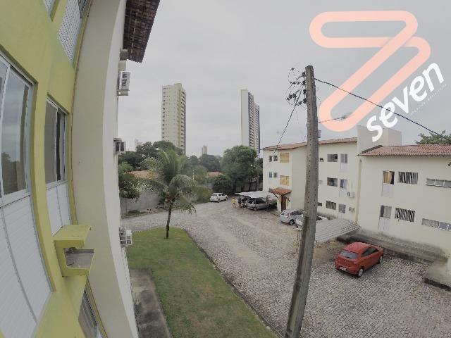 Alugo - Apto - Ponta Negra - 90m² - 3 quartos sendo 2 su?tes -SN - Foto 9