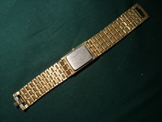 Relógio Bulova; Banhado A Ouro 14k Feminino T5 - Foto 2