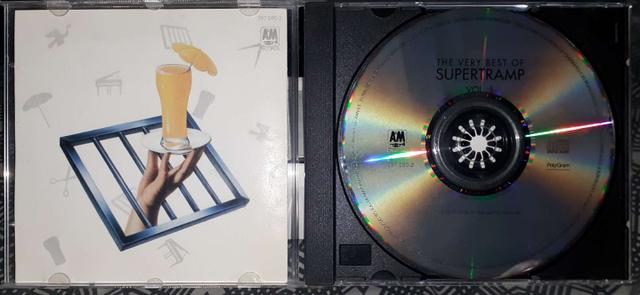CD Supertramp - The Very Best Of Supertramp - Vol. 1 (1990) - Foto 4