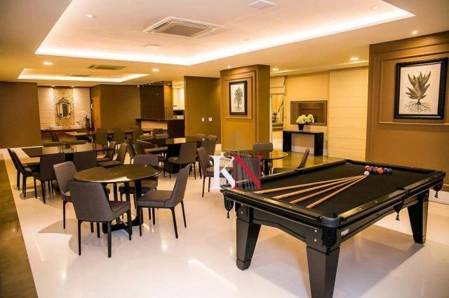 Apartamento com 4 dormitórios à venda, 273 m² por r$ 1.669.586 - altiplano - joão pessoa/p - Foto 5