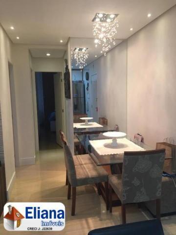 Apartamento - bairro campestre permuta apto scsul - Foto 2
