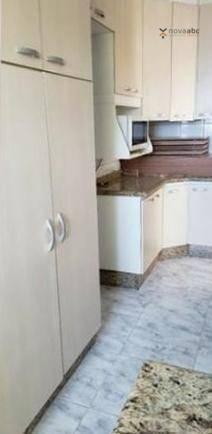 Apartamento com 2 dormitórios para alugar, 75 m² por R$ 1.400/mês - Parque Erasmo Assunção - Foto 4