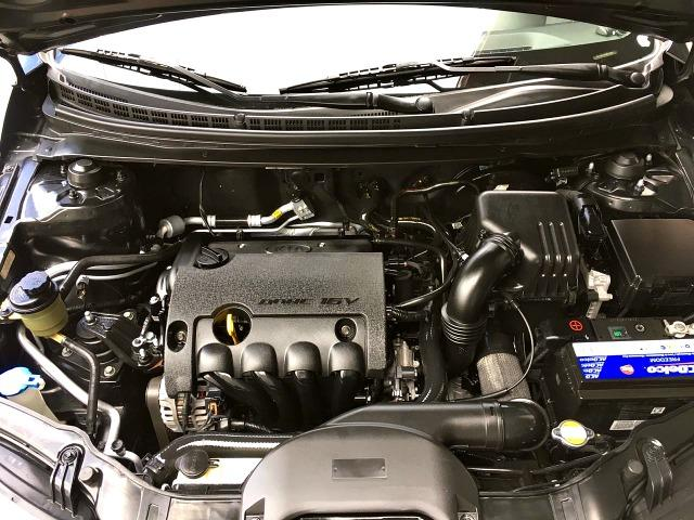 KIA Cerato 1.6 EX2 Sedan 2011 Preto - Foto 7