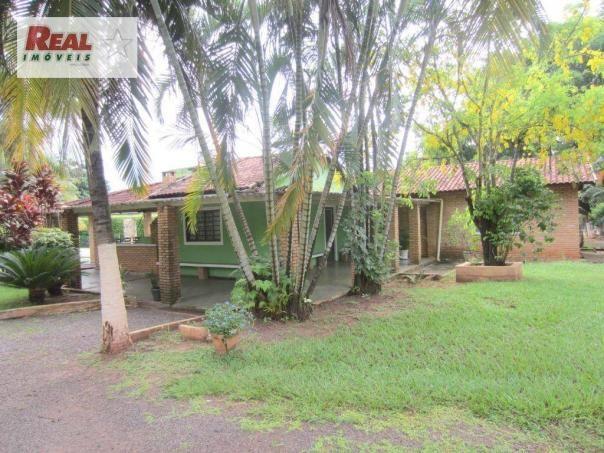 Chácara residencial à venda, chácaras moema, araçatuba. - Foto 2