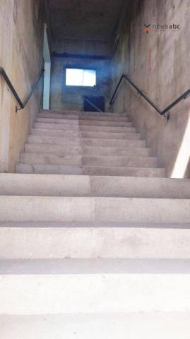 Salão para alugar, 325 m² por R$ 10.000/mês - Vila Alpina - Santo André/SP - Foto 3