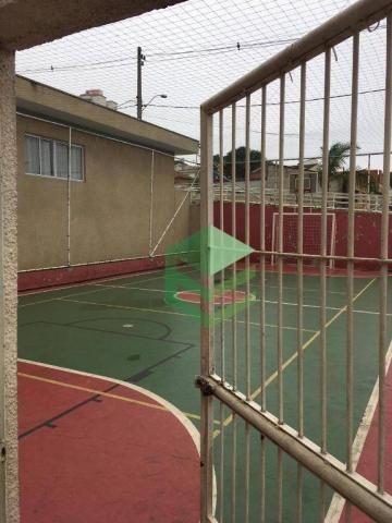 Apartamento com 2 dormitórios à venda, 46 m² por R$ 260.000 - Vila Gonçalves - São Bernard - Foto 16