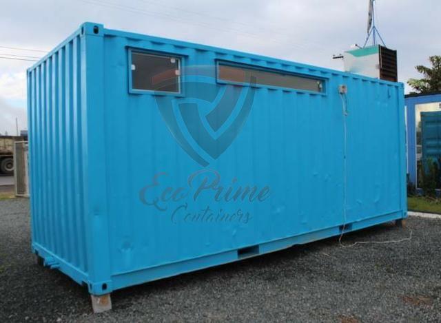 Container kitnet / casa / estudante / investimento ! - Foto 3