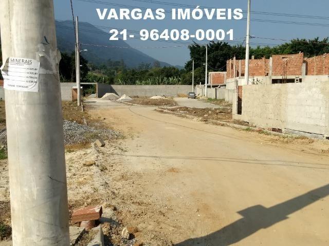 Poucos! Campo Grande! Terrenos, 10Mil de entrada, a partir!! Mendanha!! Obra imediata!! - Foto 5