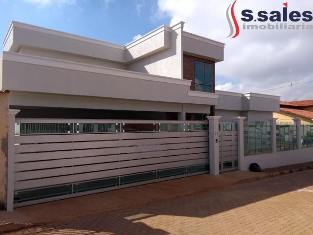 Casa à venda com 4 dormitórios em Vicente pires, Brasília cod:CA00540