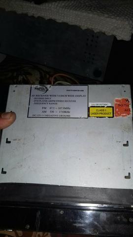 Um DVD de carro 200 reais - Foto 2