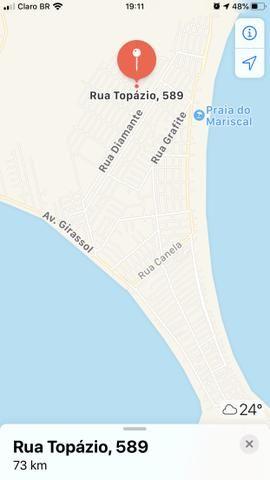 Terreno na Praia de Mariscal - Bombinhas/SC - Foto 2