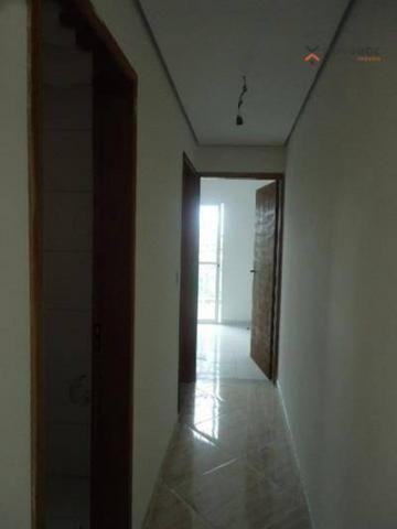 Cobertura com 2 dormitórios para alugar, 48 m² por R$ 1.400/mês - Parque Novo Oratório - S - Foto 8