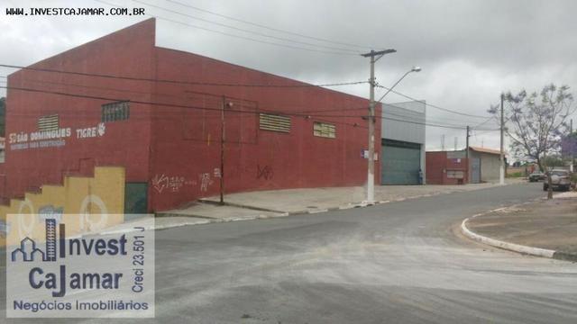 Locação Galpão no Portal. Paralelo á Avenida Tenente Marques / 850,00m2