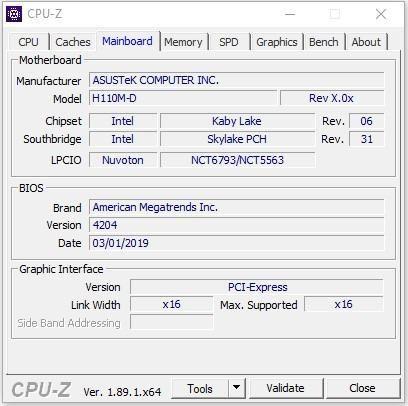 I3 7100+mb h110M-D(DDR4) - Foto 5