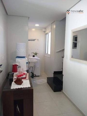 Cobertura com 3 dormitórios à venda, 85 m² por R$ 610.000 - Santa Maria - Santo André/SP - Foto 5