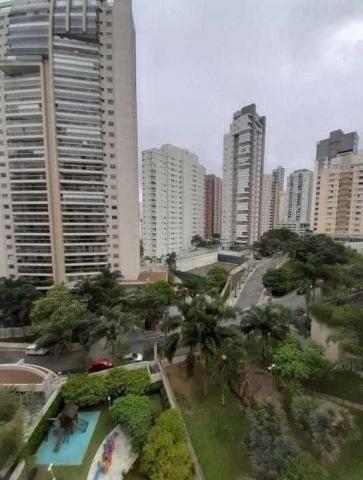 Apartamento à venda com 3 dormitórios em Morumbi, São paulo cod:63962 - Foto 2