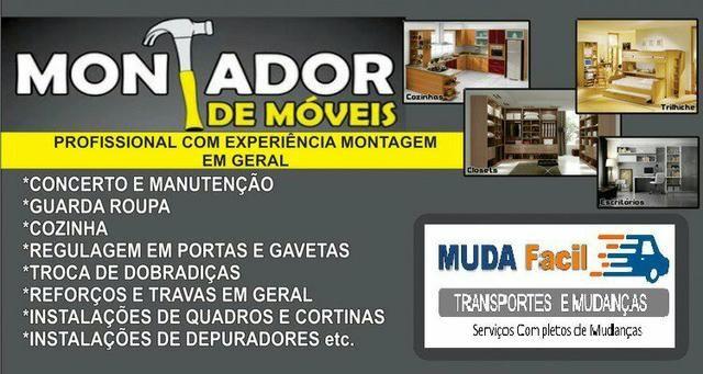 Mudança e Frete! caminhão Baú dentro de São Luiz. R$125,00 - Foto 3