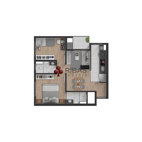 Apartamento à venda com 2 dormitórios em Boa vista, Curitiba cod:15427 - Foto 12